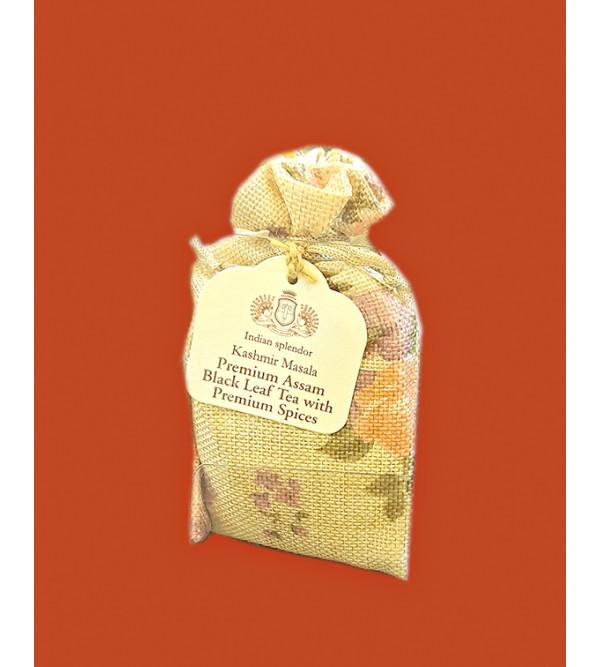 Assam Darjeeling AssamTea With Premium Spices In Potli 150gm (Pack Of 3)