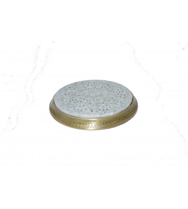 PLATES SOAP STONE 8 inch