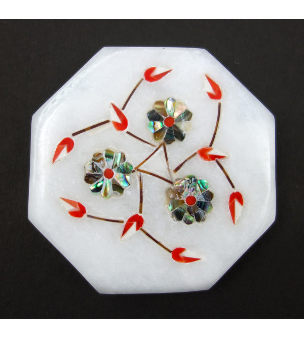 HANDICRAFT MARBLE MAGNET ASSORTED