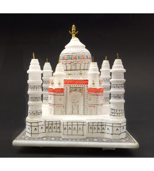Handicraft Mable Taj Mahal Size 6 Inch