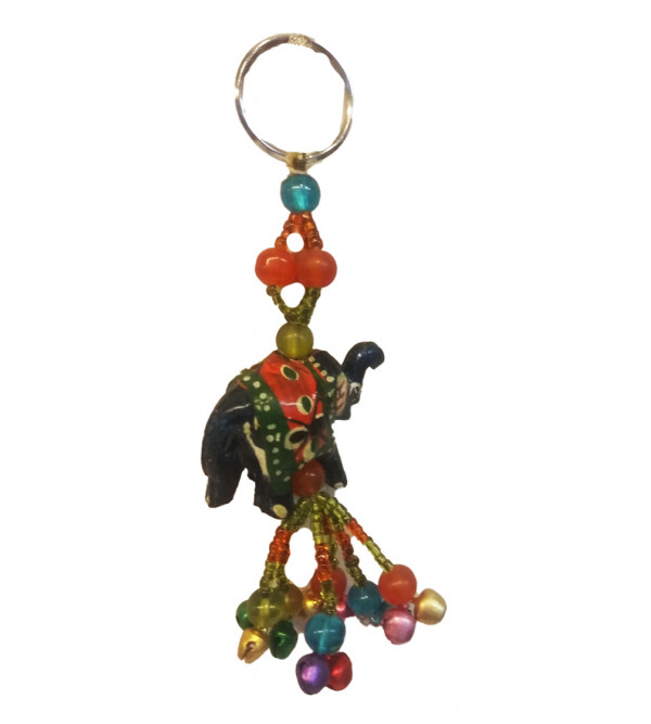 Handcrafted  Animal Key Ring Small