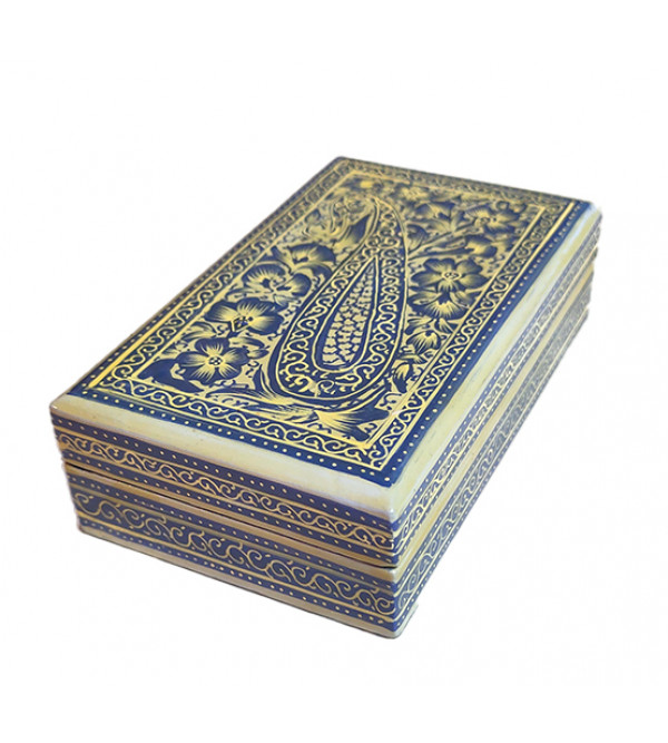 BOX MUGHAL ASSORTED COLORS AND DESIGN 3X5 INCH