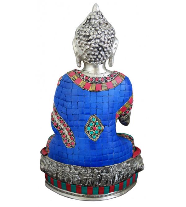 BUDHA 12 Inch Stone Work