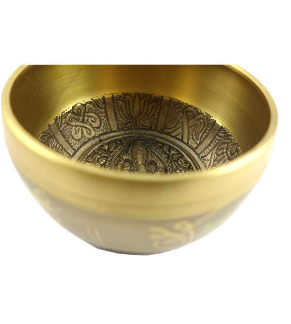 HANDICRAFT SINGING BOWL 4 INCH
