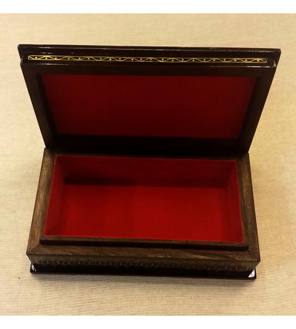 BOX WINE INLAY 7X4X2