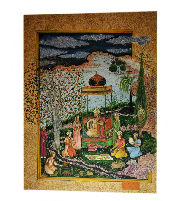 Mughal Miniature Handmade Paintings