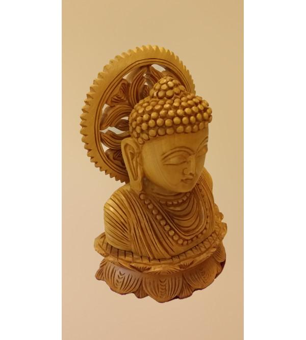 BUDDHA FACE 10 inch