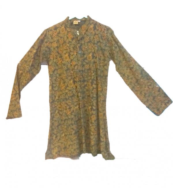 Cotton Kurta Pajama Set Size 10-12 Year