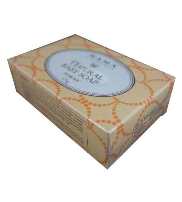 NATURAL BABY SOAP 125g