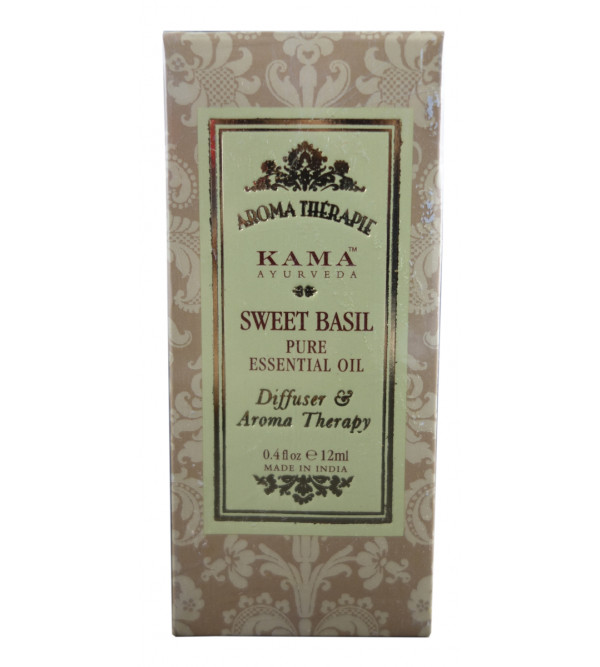 Sweet Basil Essential Oil 12 ml
