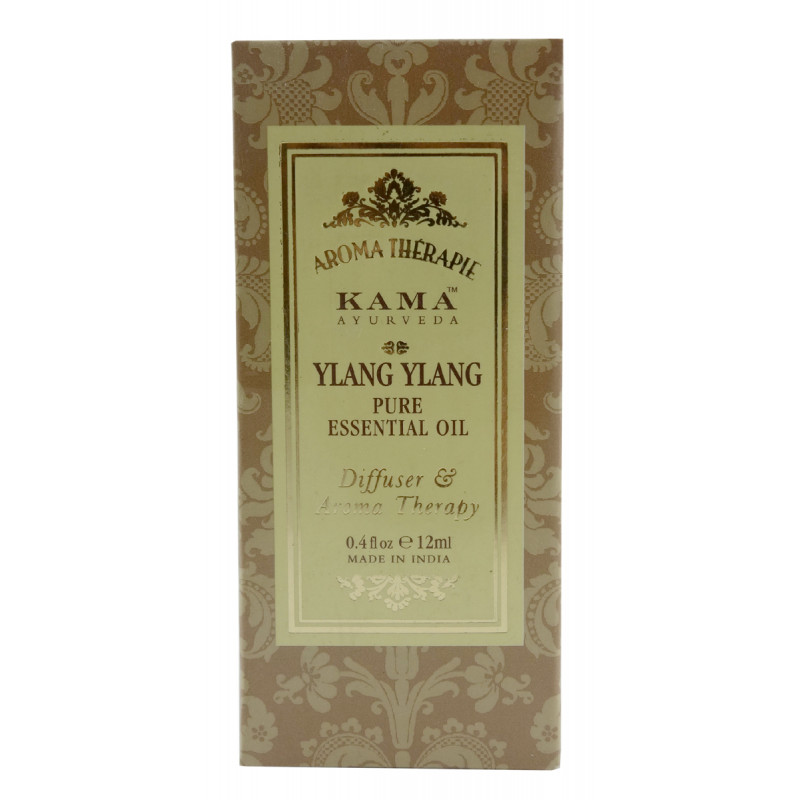 KAMA YLANG YLANG PURE ESSENTIAL OIL  12ml