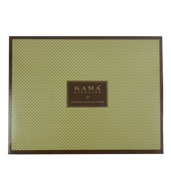 KAMA SIGNATURE ESSENTIAL BOX FOR MEN