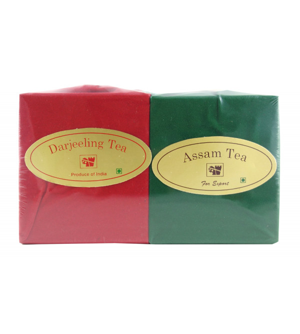 DARJEELING AND ASSAM 2IN1 TEA WITH BOP TEA