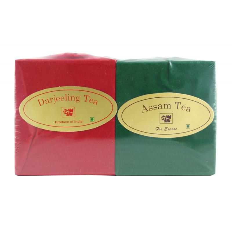 DARJEELING AND ASSAM 2IN1 TEA WITH BOP TEA