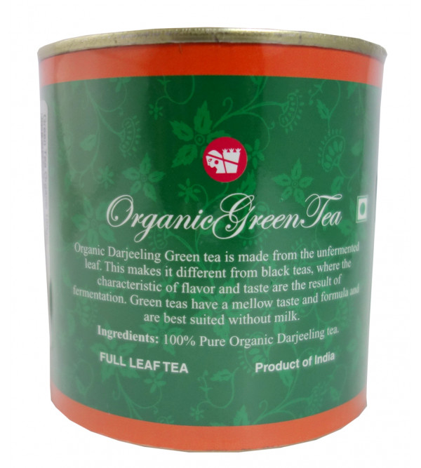 Green Tea Organic 100gm