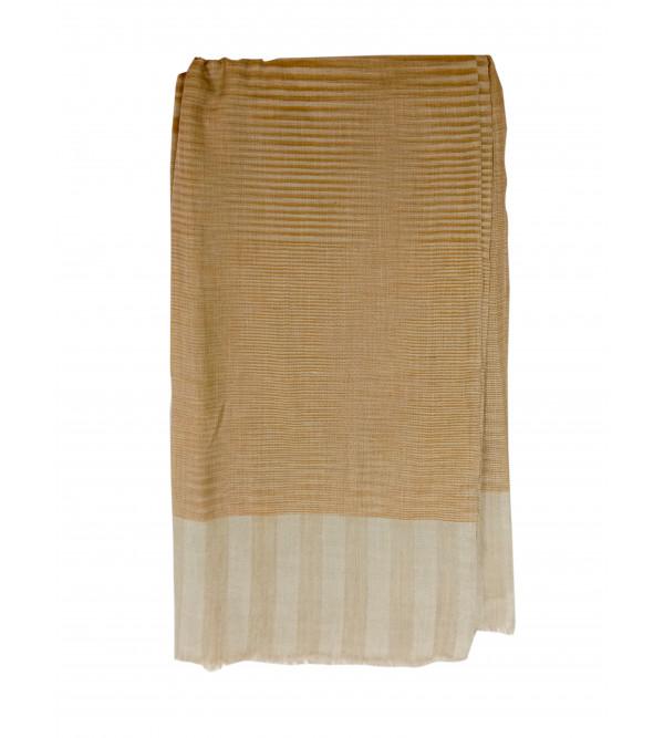 Pure Shawl Pashmina Gents 54 X108 Inch