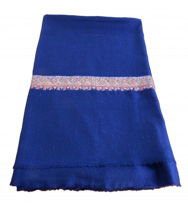 Pure Pashmina Doordar Ladies Shawl 40 X80 Inch