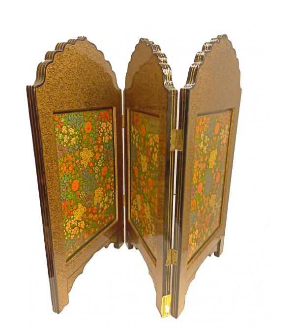 Handmade Papier Mache Screen