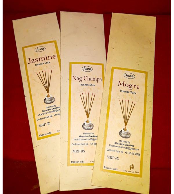 Handmade Incense Stick  Herbal & Perfumes
