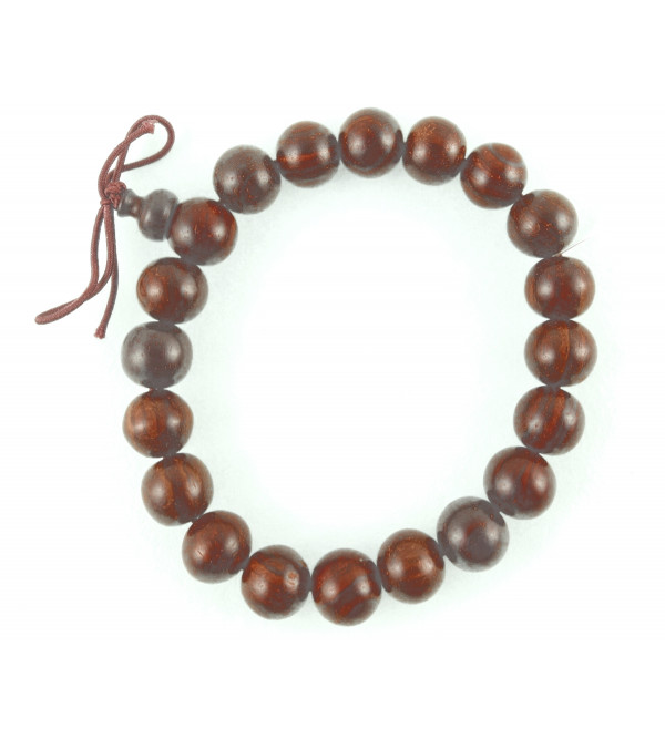 HANDICRAFT BRACELET 10MM SANDALWOOD