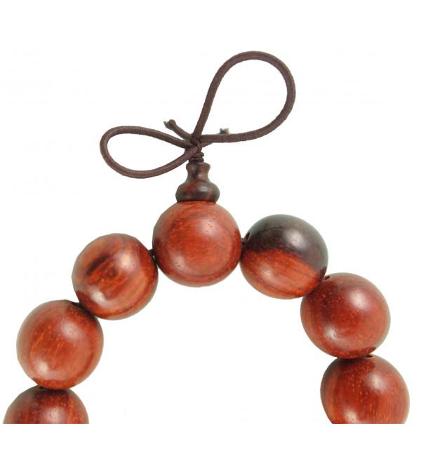 Red Sandalwood Handcrafted Bracelet