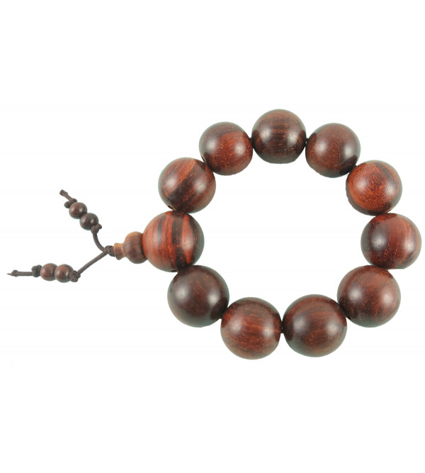 HANDICRAFT BRACELET 20MM  RED SANDALWOOD