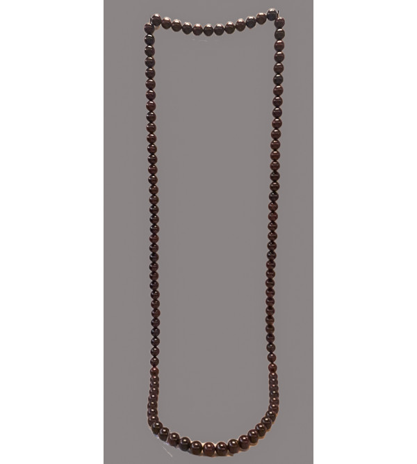 Red Sandalwood Handcrafted Rosary ( Japmala )