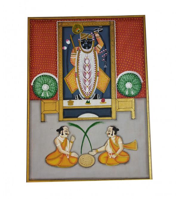 Pichwai Handmade Painting