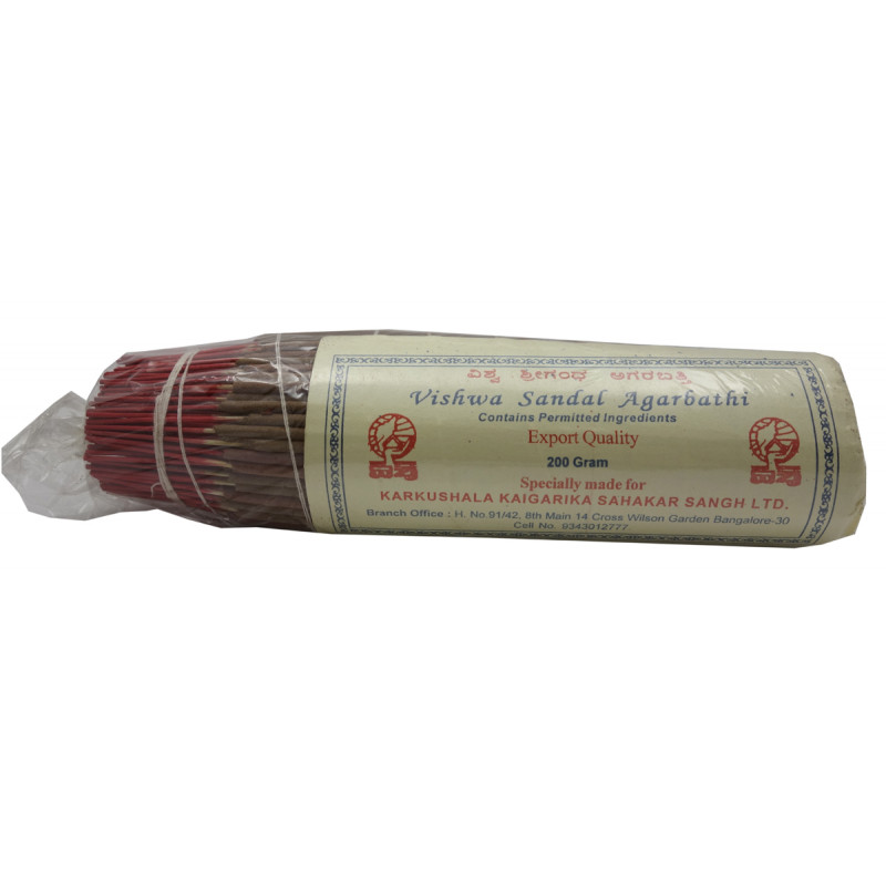 Aggarbattes Sandal 200gm incense with perfume fragrance