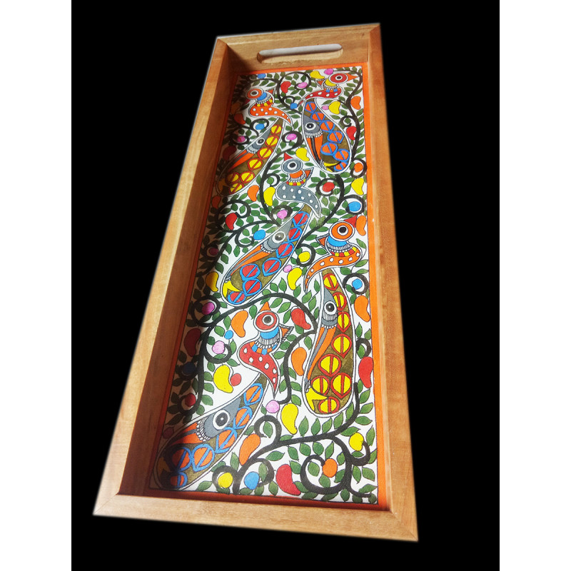 WOODEN TRAY Assorted