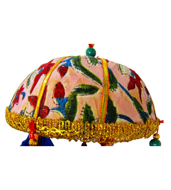 Handmade 5 Pc  Jhumar 15 Inch Assorted