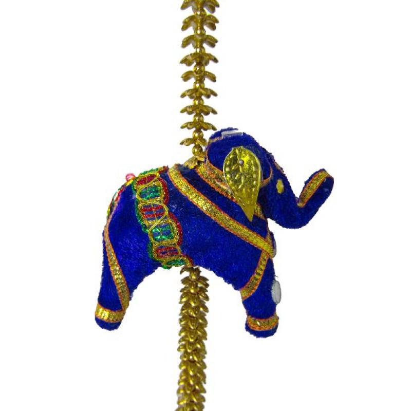 Handmade 6 Pcs Mini Elephant