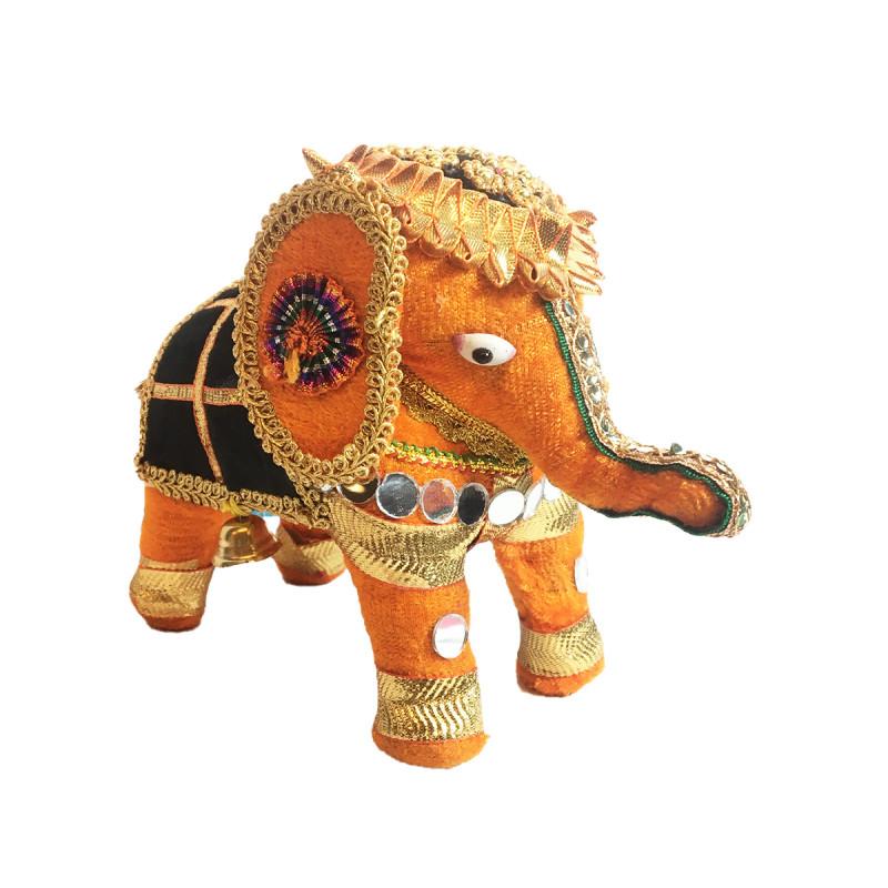 SOFT TOYS ELEPHANT 5 INCH