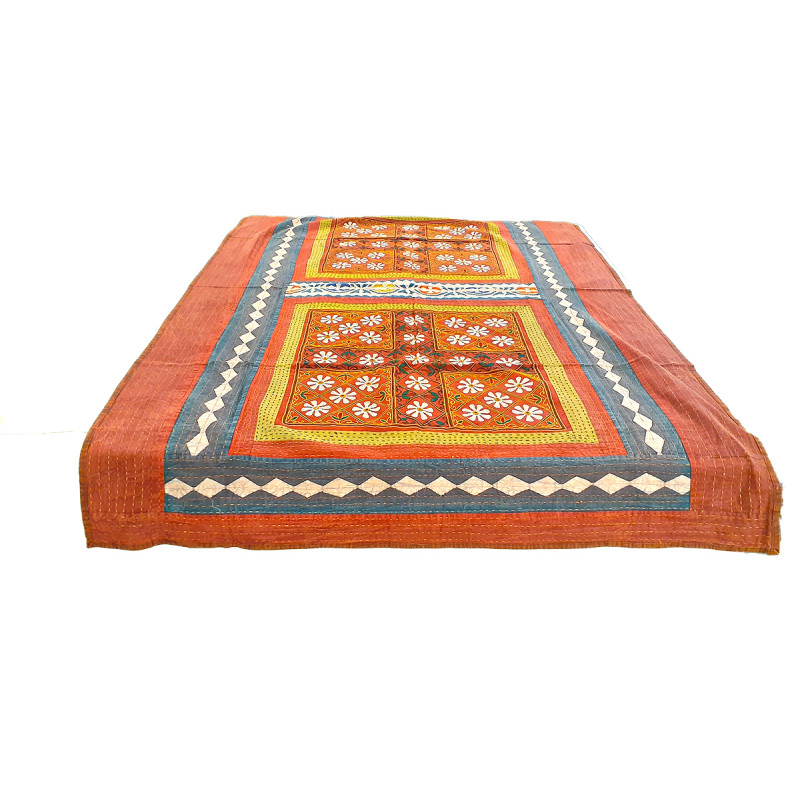 Table Cloth Cotton Rajasthan  60x90 Inch