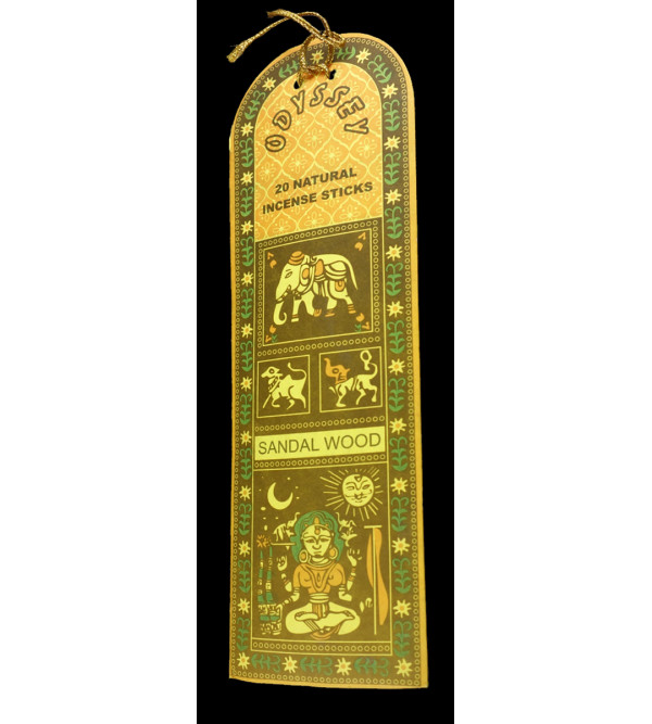MADHUBANI ODYSSEY ASSORTED INCENSE assorted fragrance mysore