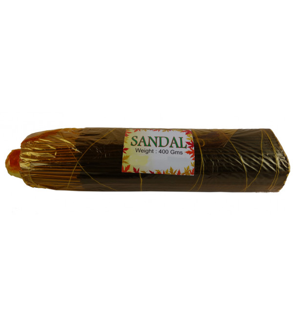 Agarbatti Sandal 400gm mysore with fragrance base