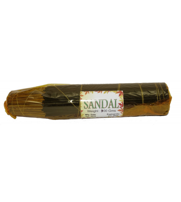 Aggarbattes Sandal 300gm incense with perfume fragrance