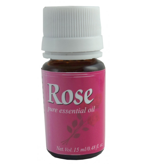 Essential Oil Rose 15 ml mysore natural product