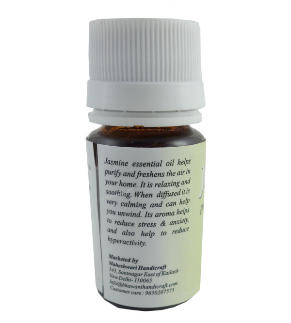 Essential Oil Jasmine 15 ml mysore natural product
