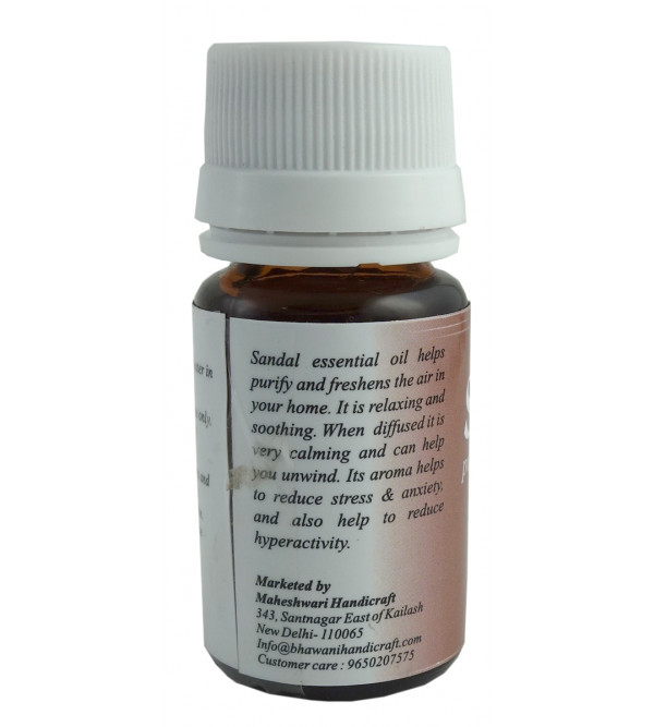 Essential Oil Sandal 15 ml mysore natural product