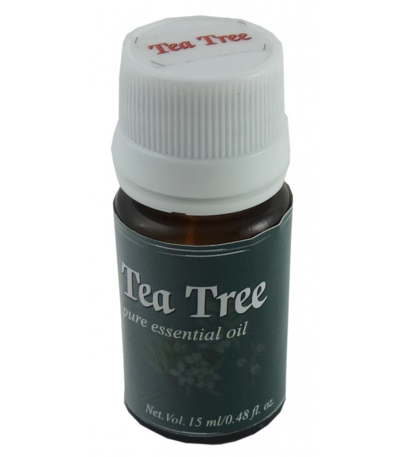 TEA TREE ESSENTIAL OIL 15 ML