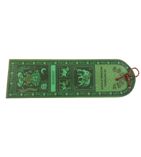 HANDICRAFT MADHUBANI ODYSSEY ASSORTED INCENSE PACK OF 6