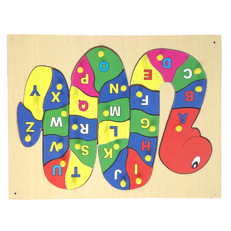 HANDICRAFT WOODEN EDUCATIONAL TOYS JIGSAW PUZZLES