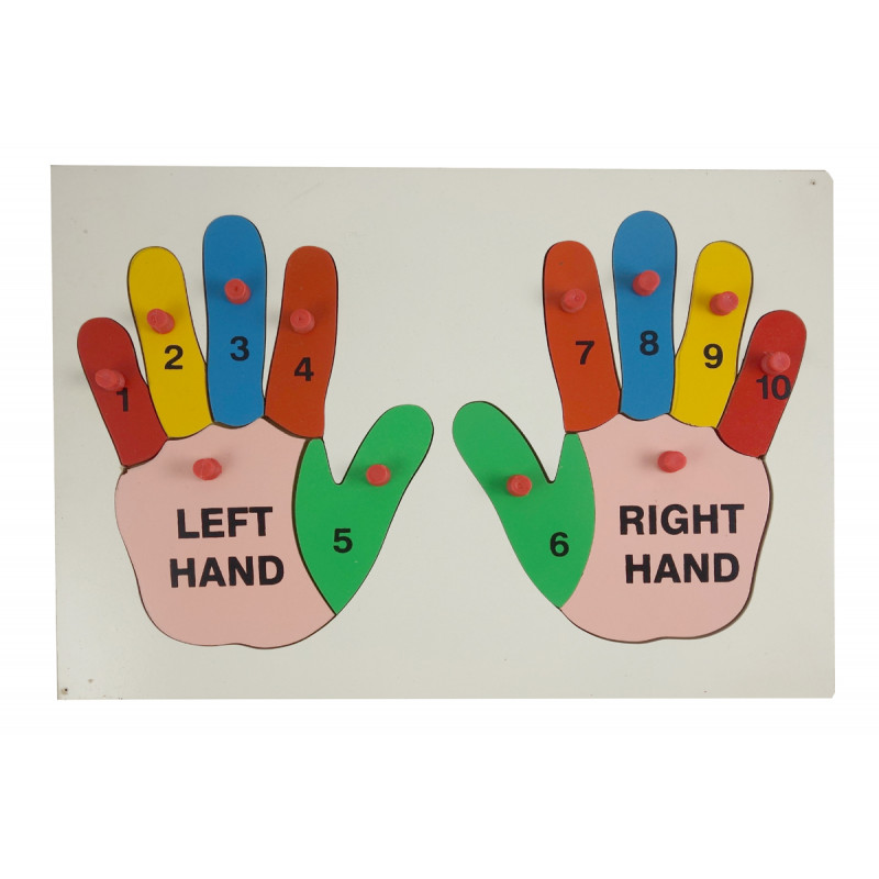 HANDICRAFT WOODEN EDUCATION TOY LEARNING HAND PUZZLES