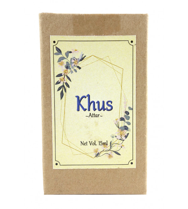 KHUS PERFUME ASSORTED FRAGRANCE 15 ML