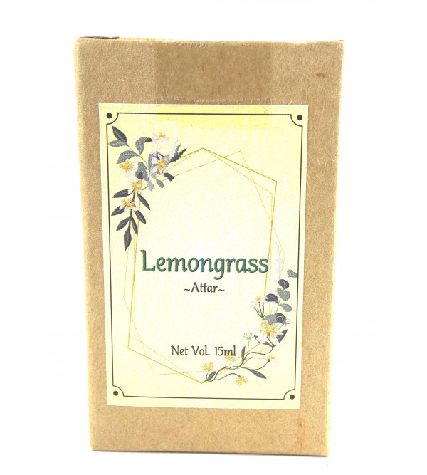 LEMONGRASS PERFUME ASSORTED FRAGRANCE 15 ML