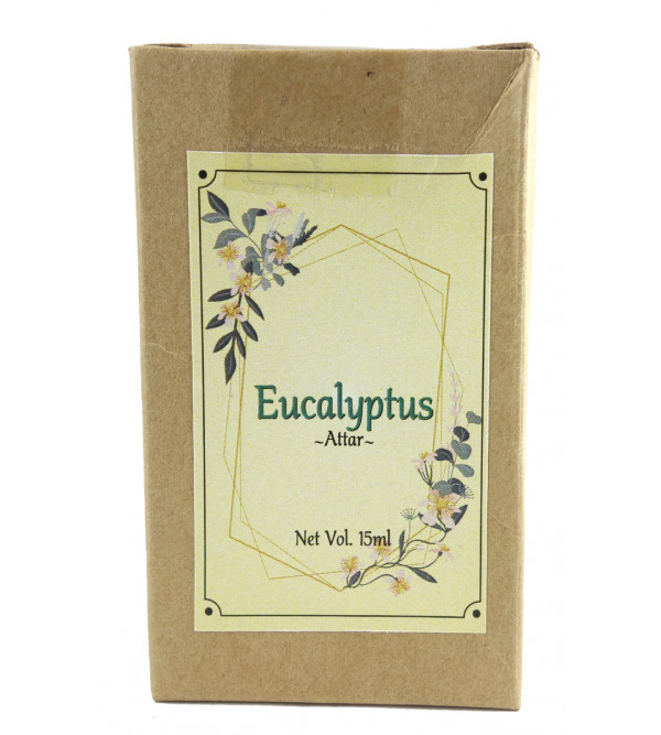 EUCALYPTUS PERFUME ASSORTED FRAGRANCE 15 ML