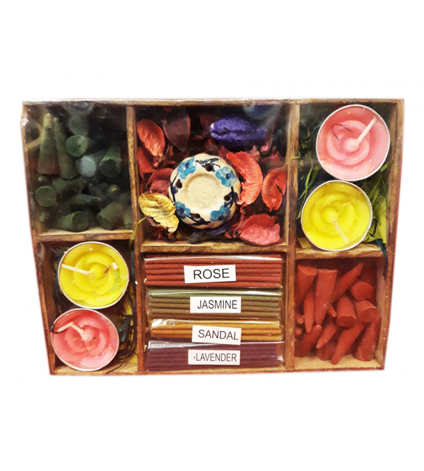 INCENCE CONE GIFT BOX
