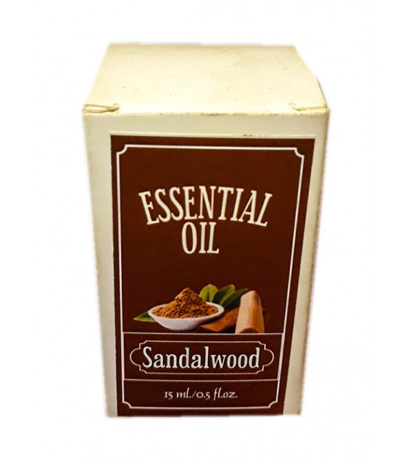 Sandal Essential Oil 15 ml