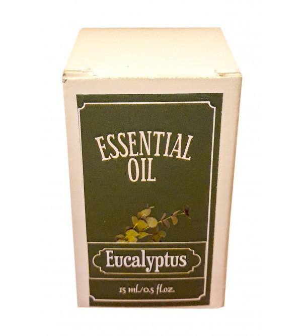 Eucalyptus Essential Oil 15 ml